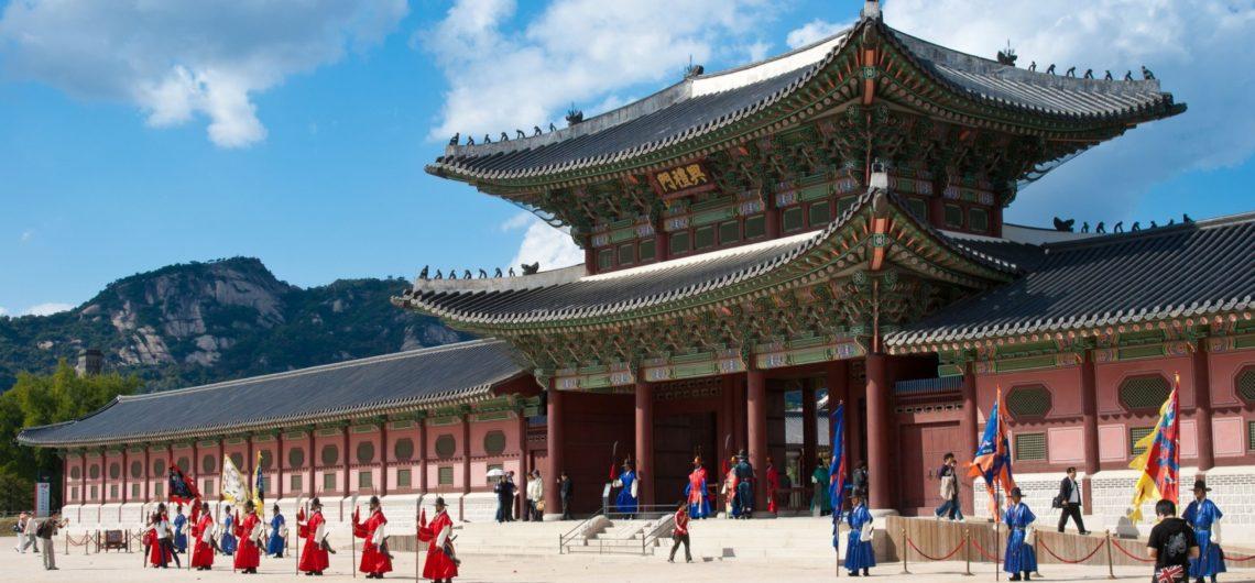 Kết quả hình ảnh cho Gyeongbok