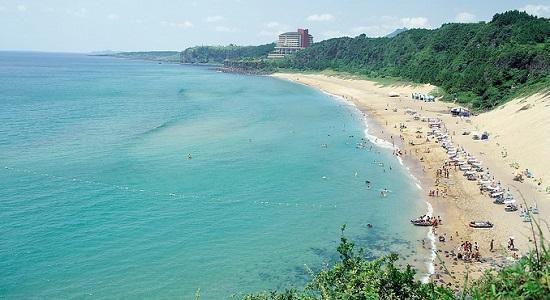 Bãi biển Jungmun Jeju