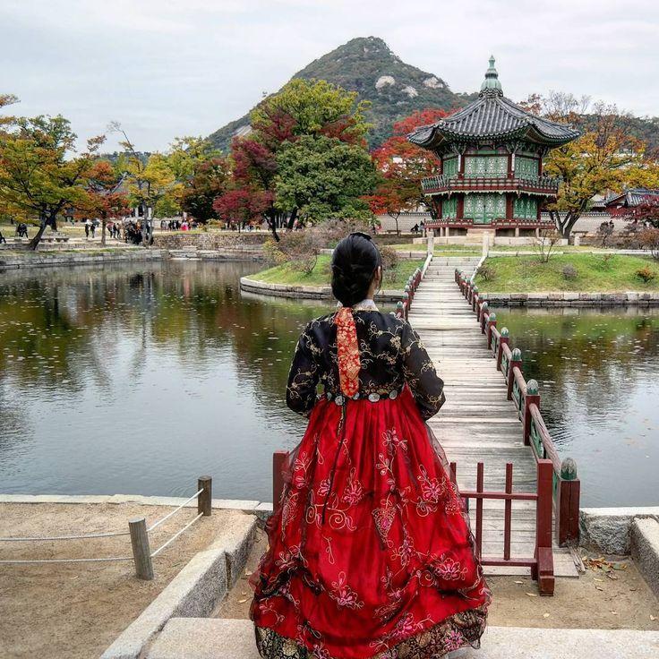 Kết quả hình ảnh cho Cung điện Hoàng gia gyeongbok