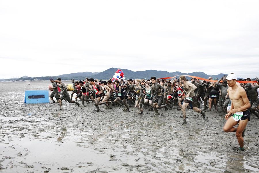 Lễ hội tắm bùn boryeong