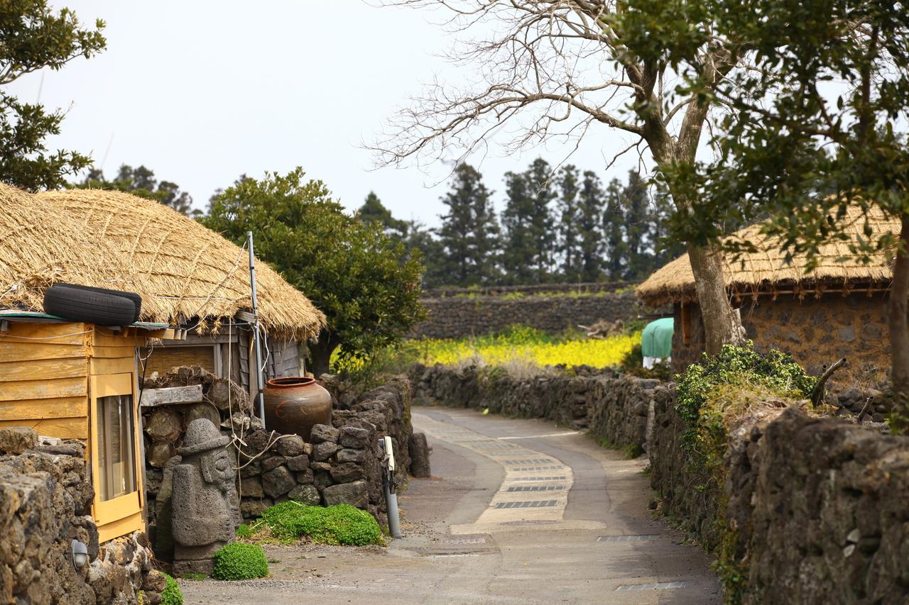 Làng dân tộc Jeju Folk