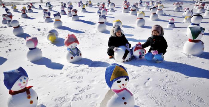 Thời tiết mùa đông tại Hàn Quốc