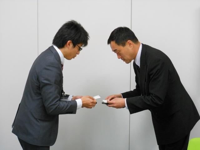 Văn hoá trao nhận thiệp người Hàn Quốc